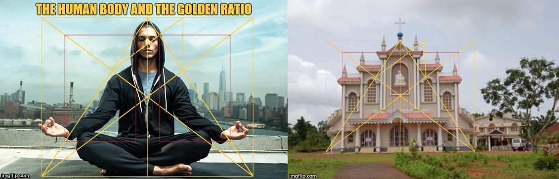 Your bodies are temples... | image tagged in body,temple,the golden ratio | made w/ Imgflip meme maker