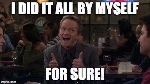 1zlql3 barney stinson win meme imgflip,Barney Meme Generator