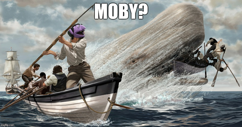 MOBY? | made w/ Imgflip meme maker