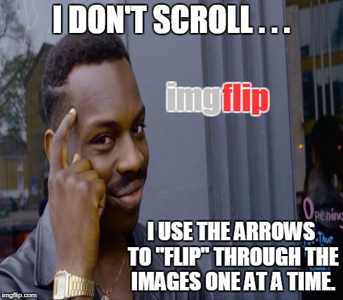 "It is called ""flip"" for a reason! 