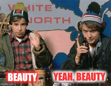 BEAUTY YEAH, BEAUTY | made w/ Imgflip meme maker