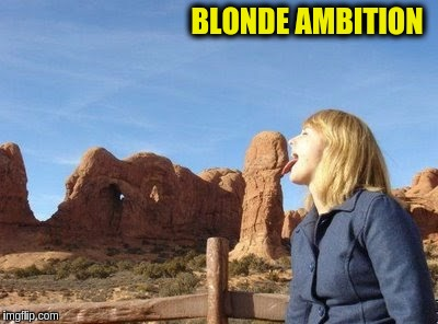 NSFW Weekend, a Rocko and Jenna Jamemeson event Nov 17-19th. | BLONDE AMBITION | image tagged in memes,funny,nsfw weekend,phallic rocks,blow job,blonde ambition | made w/ Imgflip meme maker