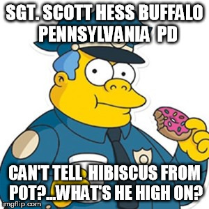 "Sgt. Scott ""high"" Hess 