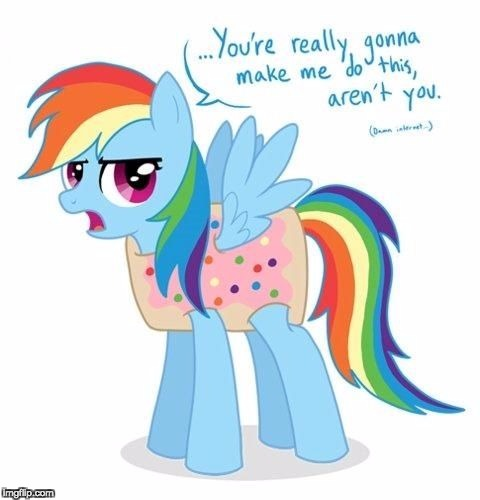 Nyan Dash | image tagged in memes,rainbow dash,nyan cat | made w/ Imgflip meme maker