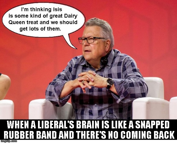 Liberal Government  | WHEN A LIBERAL'S BRAIN IS LIKE A SNAPPED RUBBER BAND AND THERE'S NO COMING BACK | image tagged in political meme,humor,justin trudeau | made w/ Imgflip meme maker