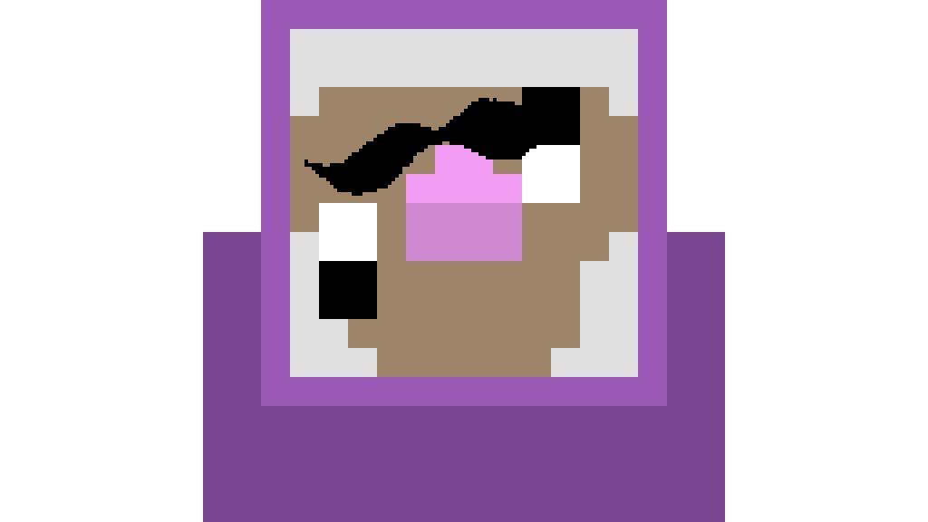 Purple Shep Wallpaper