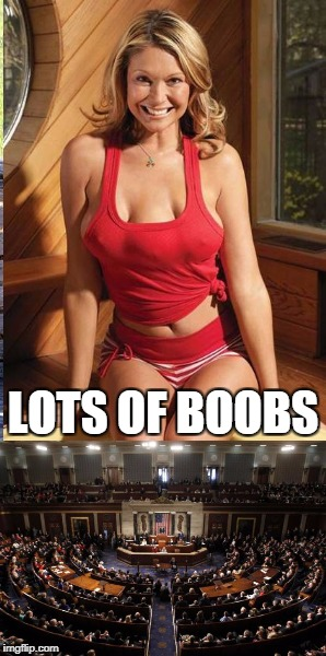 LOTS OF BOOBS | made w/ Imgflip meme maker