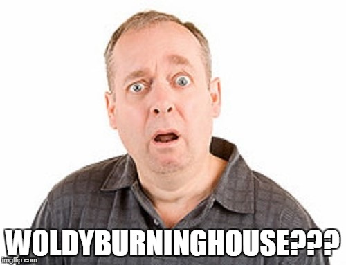 WOLDYBURNINGHOUSE??? | made w/ Imgflip meme maker