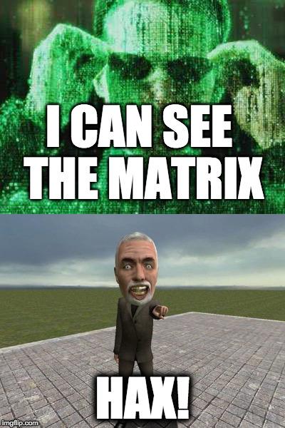 matrix - Imgflip