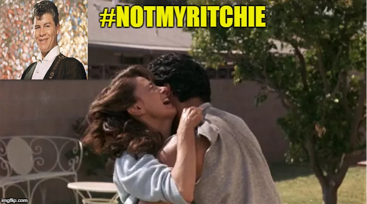 #NOTMYRITCHIE | made w/ Imgflip meme maker