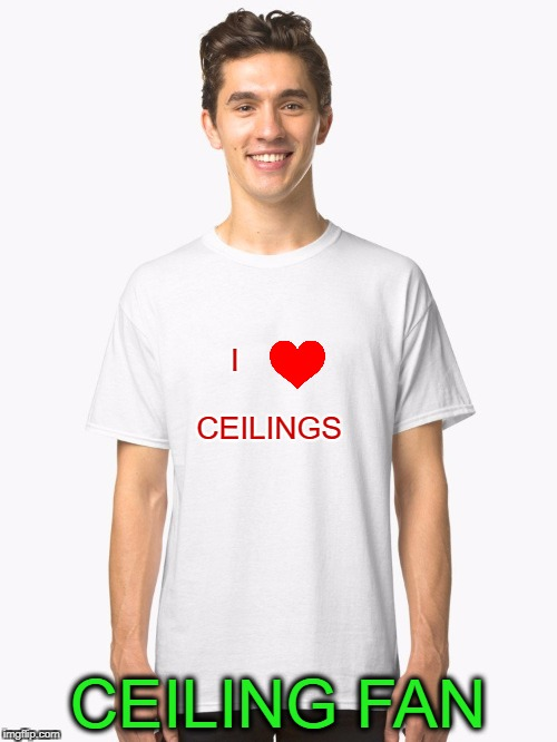 I                CEILINGS CEILING FAN | made w/ Imgflip meme maker