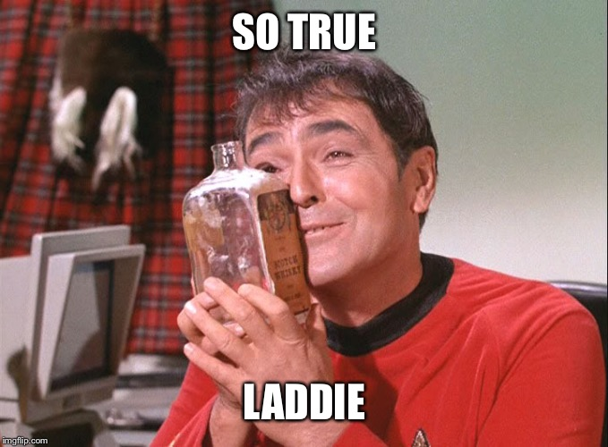 SO TRUE LADDIE | made w/ Imgflip meme maker