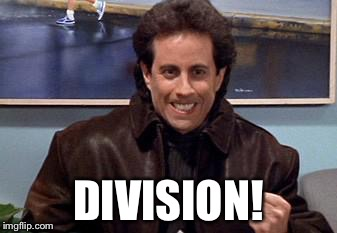 Division  | DIVISION! | image tagged in newman | made w/ Imgflip meme maker