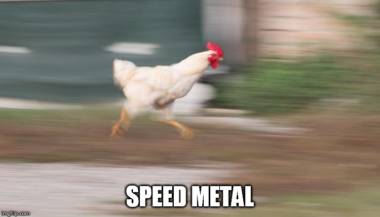 SPEED METAL | made w/ Imgflip meme maker