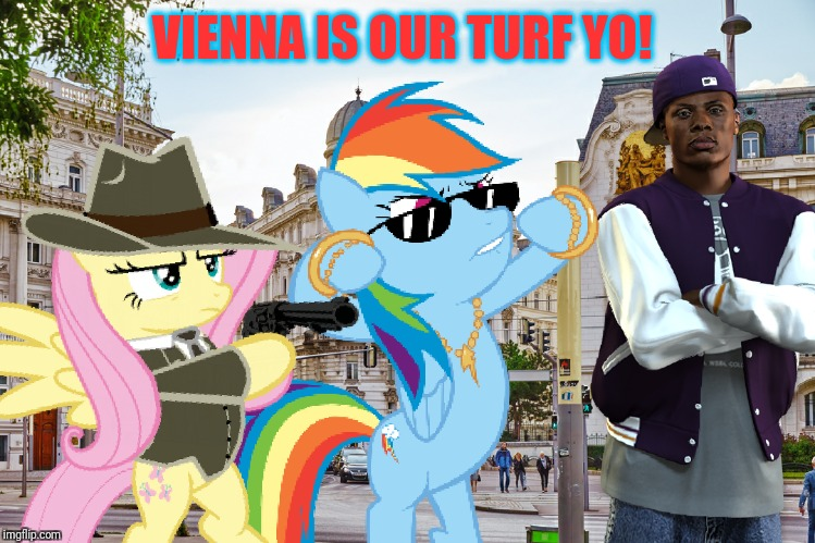 VIENNA IS OUR TURF YO! | made w/ Imgflip meme maker