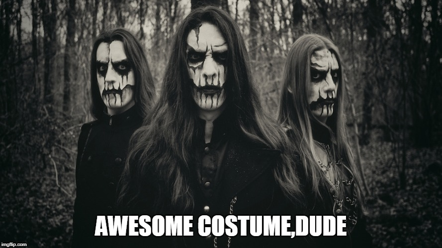 AWESOME COSTUME,DUDE | made w/ Imgflip meme maker