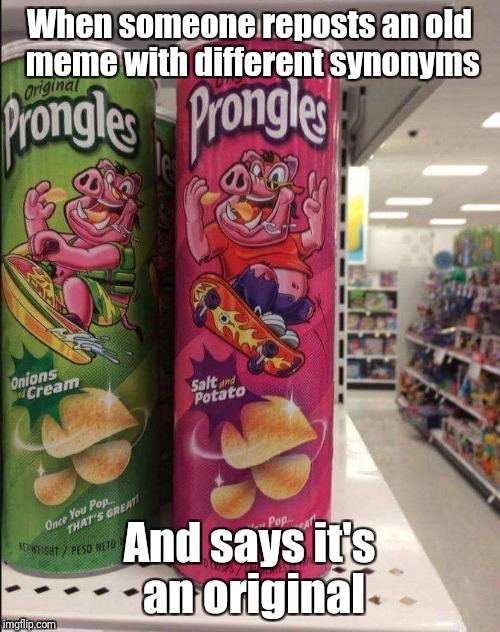 "The ""original"" prongals 