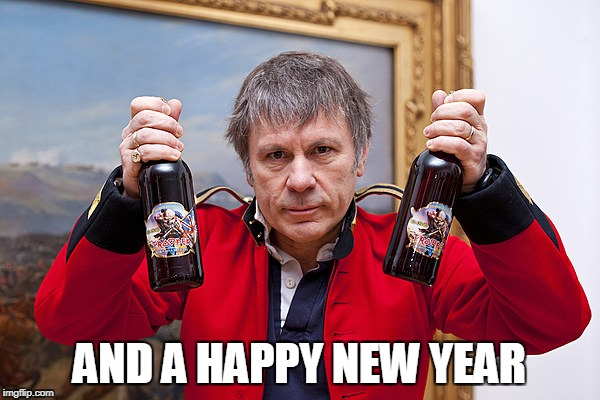 AND A HAPPY NEW YEAR | made w/ Imgflip meme maker