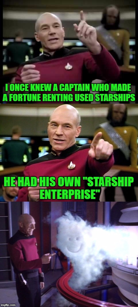 "Star Trek Week...Nov. 20th - 27th...A brandy_jackson, Tombstone 1881, & coollew event! | I ONCE KNEW A CAPTAIN WHO MADE A FORTUNE RENTING USED STARSHIPS HE HAD HIS OWN ""STARSHIP ENTERPRISE"" 