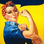 Rosie the riveter meme