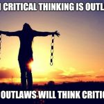 texas outlaws critical thinking in schools Forced to attend boarding schools outlaws segregation math and science take at the expense of critical thinking.