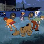 Scooby and gang search look meme