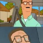 Bad Pun Hank Hill meme