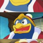 Bad Pun King Dedede meme