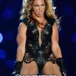 Ermahgerd Beyonce Meme | WHEN YOU QUEEF IN YOUR LEATHER BATHING SUIT AND IT VENTS OUT YOUR CHEST | image tagged in memes,ermahgerd beyonce | made w/ Imgflip meme maker