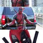 Bad Pun Deadpool meme