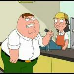 peter griffin attention all customers meme