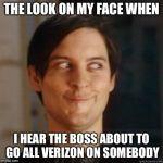 evil smile Meme Generator - Imgflip