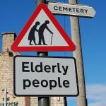 Elderly Crossing meme