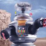 ROBOT Lost in Space TV meme
