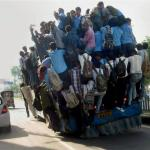 indian overcrowded bus meme