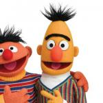 bert and ernie meme