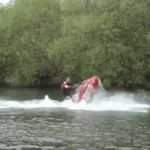 Jetski Backflip | image tagged in gifs,jetski,backflip,water,funny | made w/ Imgflip video-to-gif maker