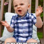 Angry Old Man Baby Meme Generator - Imgflip