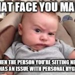 15k471 stinky face meme generator imgflip