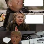 Donald Driving meme