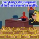 Spiderman Meme Desk Hotel Writing Desk