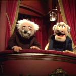 Statler and Waldorf meme