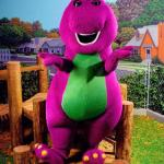 Barney the Dinosaur  meme