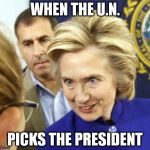 "For anyone still wondering ho the ""Illuminati"" is, it's called the United Nations now 