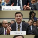 James Comey Bad Pun meme