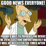 Good news everyone! - Grand Hall - Reborn Evolved |Professor Farnsworth Meme Not Fair