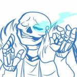 Sans just right meme