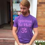 JP Sears. The Spiritual Guy meme