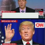 CNN phony Trump news meme