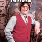 Calling All New Comers! Feel free to post a comment here so that the imgflip community can get to know you!  | IT'S HARD BEING THE NEW KID | image tagged in confident cowboy kid | made w/ Imgflip meme maker